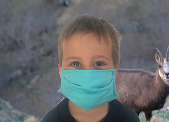 Masque Enfant homologué DGA