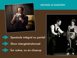 Michael, le Magicien