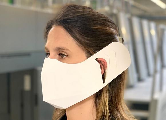 Lot de 20 masques en papier