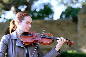 Jenna Colombet Violin