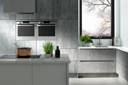 Create Kitchen - Capri & Estoril Light C
