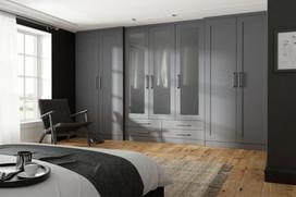 Create Bedroom - Shaker No Grooves Basal