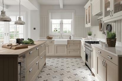 Thornbury Stone and Porcelain Kitchen Sm