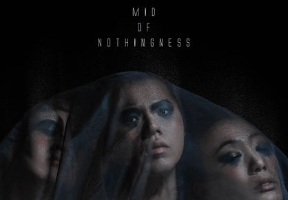 THE EITHER - Mid of Nothingness - Cover.