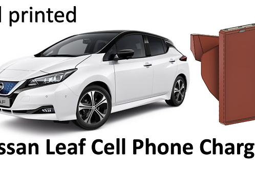 Nissan Leaf Cell Phone Wireless Charger