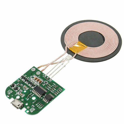 Qi wireless charger PCBA