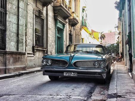 Paradise Island - Exploring Cuban Car Culture