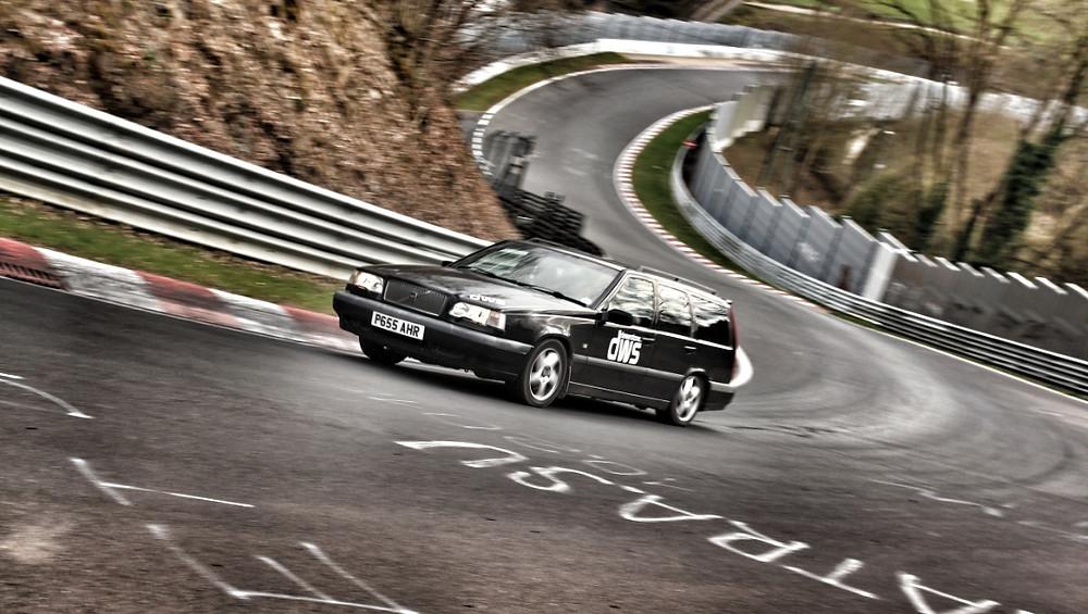 Volvo 850 T5, Nurburgring Nordschlife