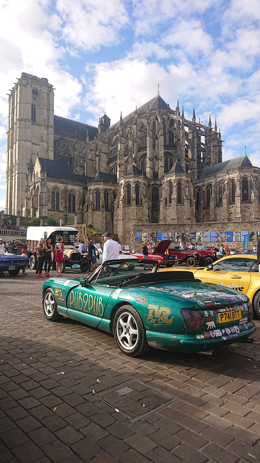 TVR at Le Mans