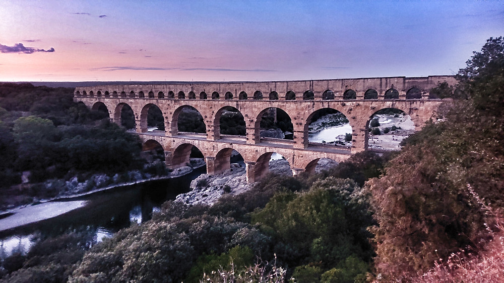 Pont du Tarn, France
