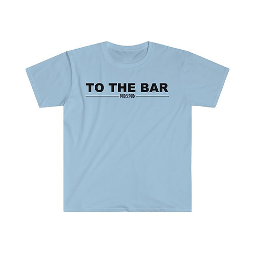 Men's 'To the Bar' Softstyle Tee