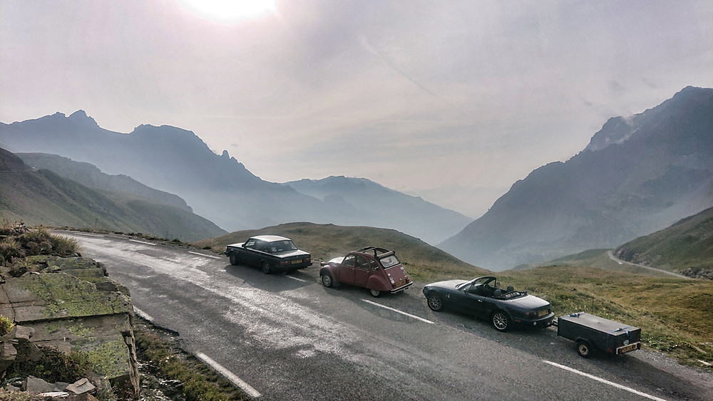 Col du Galiber road trip