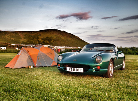 TVR Chimaera - Probably the Best Car in the World...