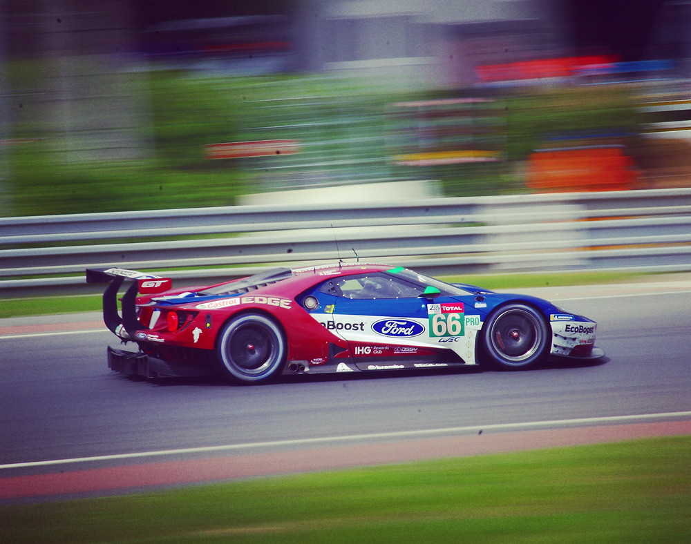 Ford GT40 Le Mans 2018
