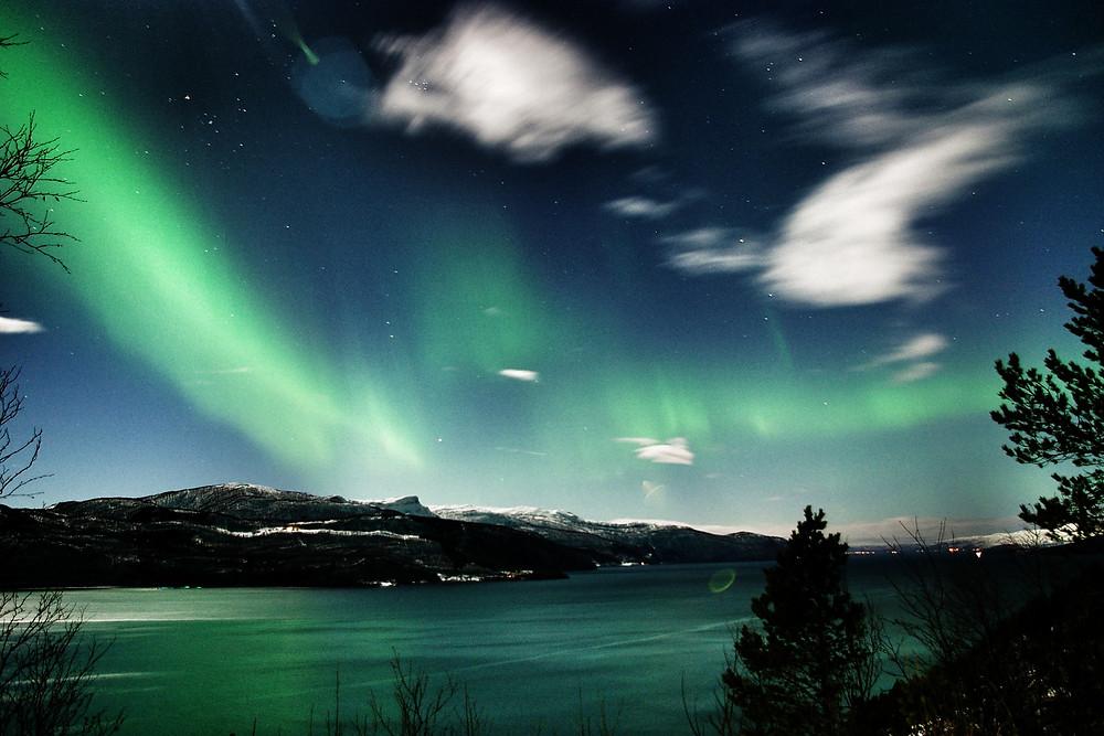 Arctic Highway, Norway.