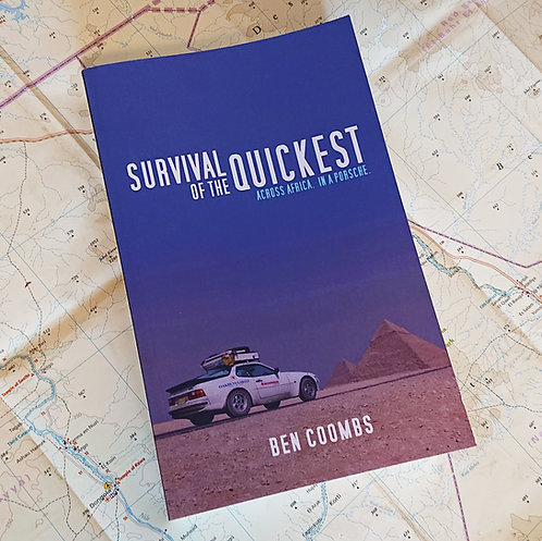 Survival of the Quickest - Signed Copy