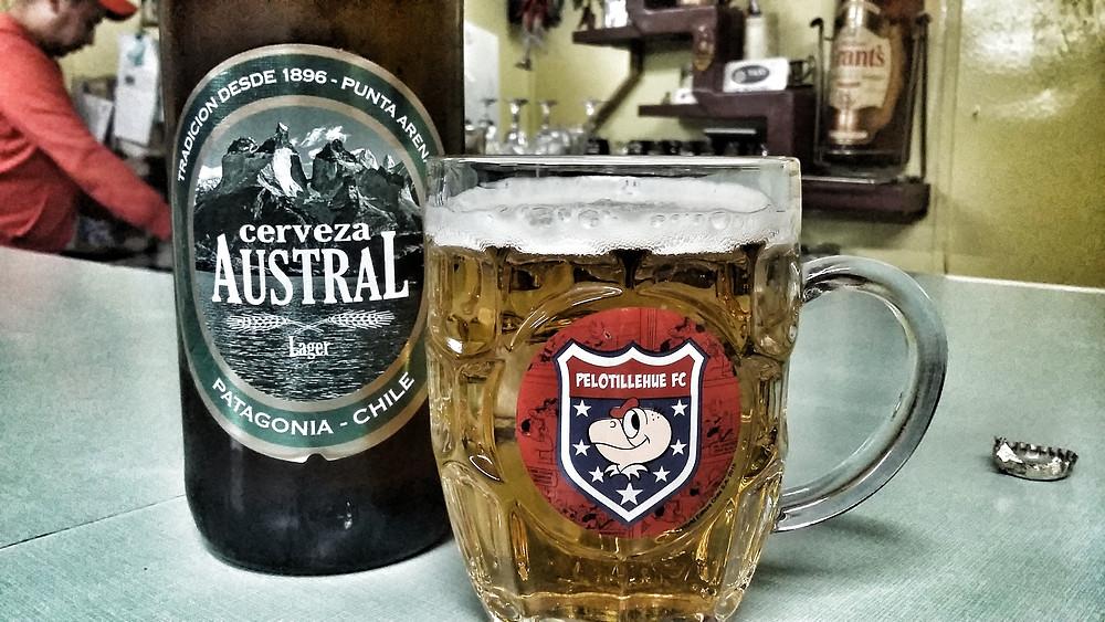 Cerveza Austral, Tierra del Fuego