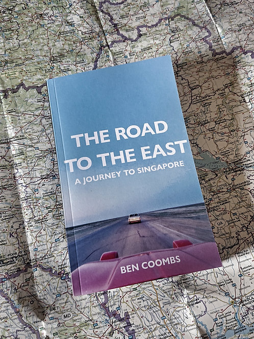 The Road to the East - signed copy