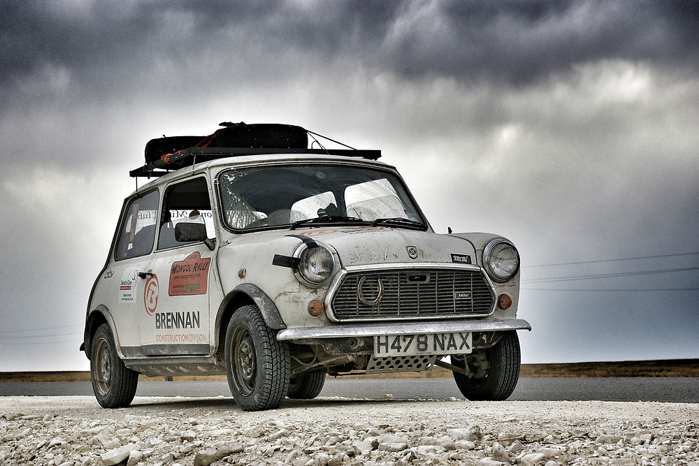 Mongol Rally Mini