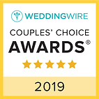 WeddingWire's Couple's Choice Award - 20