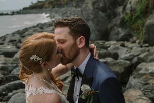 Allison + Steven   FLORALS + PLANNING + COORDINATION Destination Azores  PHOTO Vitor Gordo Photography  VENUE White @ Lagoa   THEME Azorean Romance  COLOR SCHEME White, blush pink, green, navy blue accents