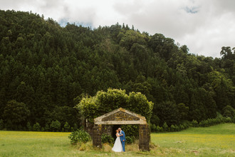 WEDDING PLANNING BY: Destination Azores  PHOTO BY:   Vitor Gordo Photography  VENUE:   Furnas  - Sao Miguel, Azores