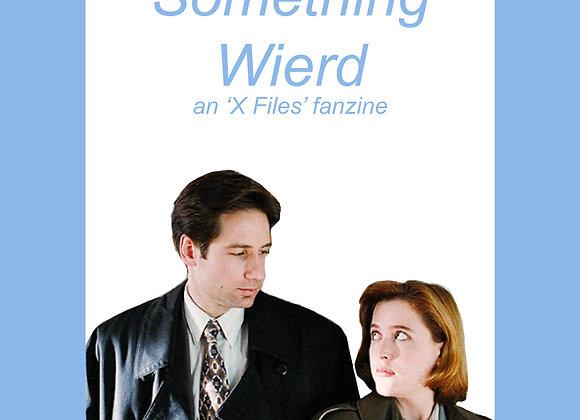 Something Weird : X Files Fanzine Download