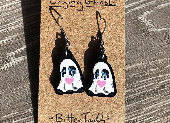 Crying Ghost Earrings