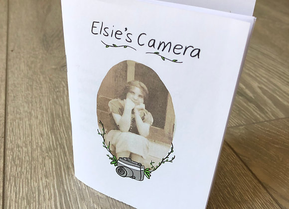 Elsie's Camera found photography zine