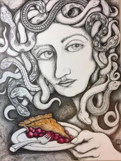Medusa would Really Like Some Company