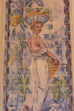 Linda Hubbard_Portuguese Tiles I