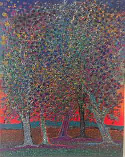 Karl LaLonde_sunset Tree