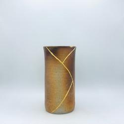Amy Schnitzer_faux kintsugi vase 4