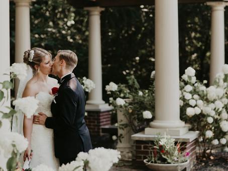 Crystal + Garrett: Disney inspired Ohio Wedding
