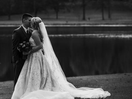 Olivia + Vince: Enchanting November Wedding Akron Ohio