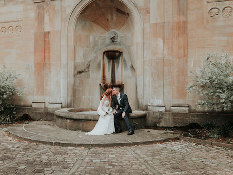 Kate + Ryan: Cultural Gardens + Little Italy Wedding Cleveland Ohio