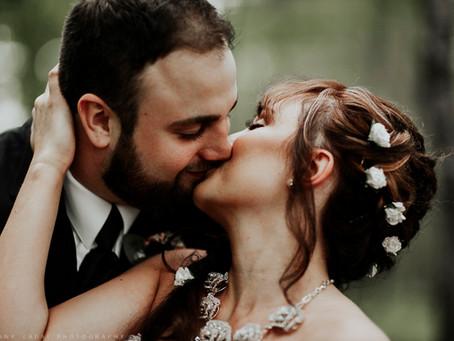 Dawn + Michael: Village of Hartville Wedding Ohio