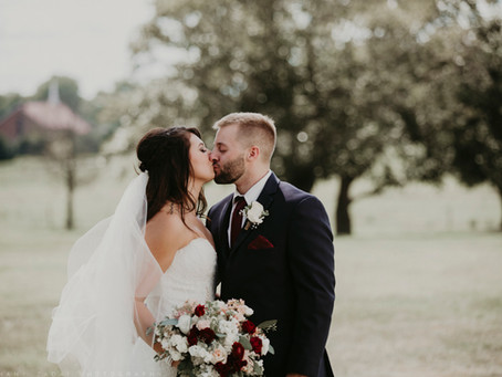 Samantha + Eric: Brookside Farms Wedding Louisville OH
