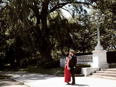 Jessica + Jason: Wade Oval + Li Wah Tea Ceremony Wedding Cleveland Ohio