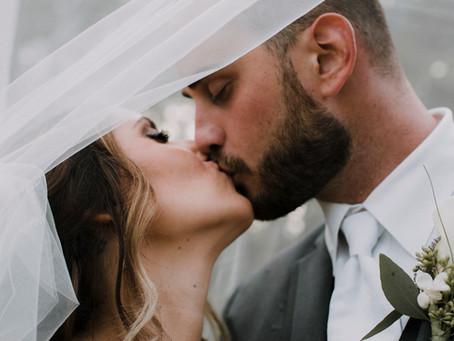 Brittany + Chris: Romantic Autumn Wedding Chagrin Falls Ohio