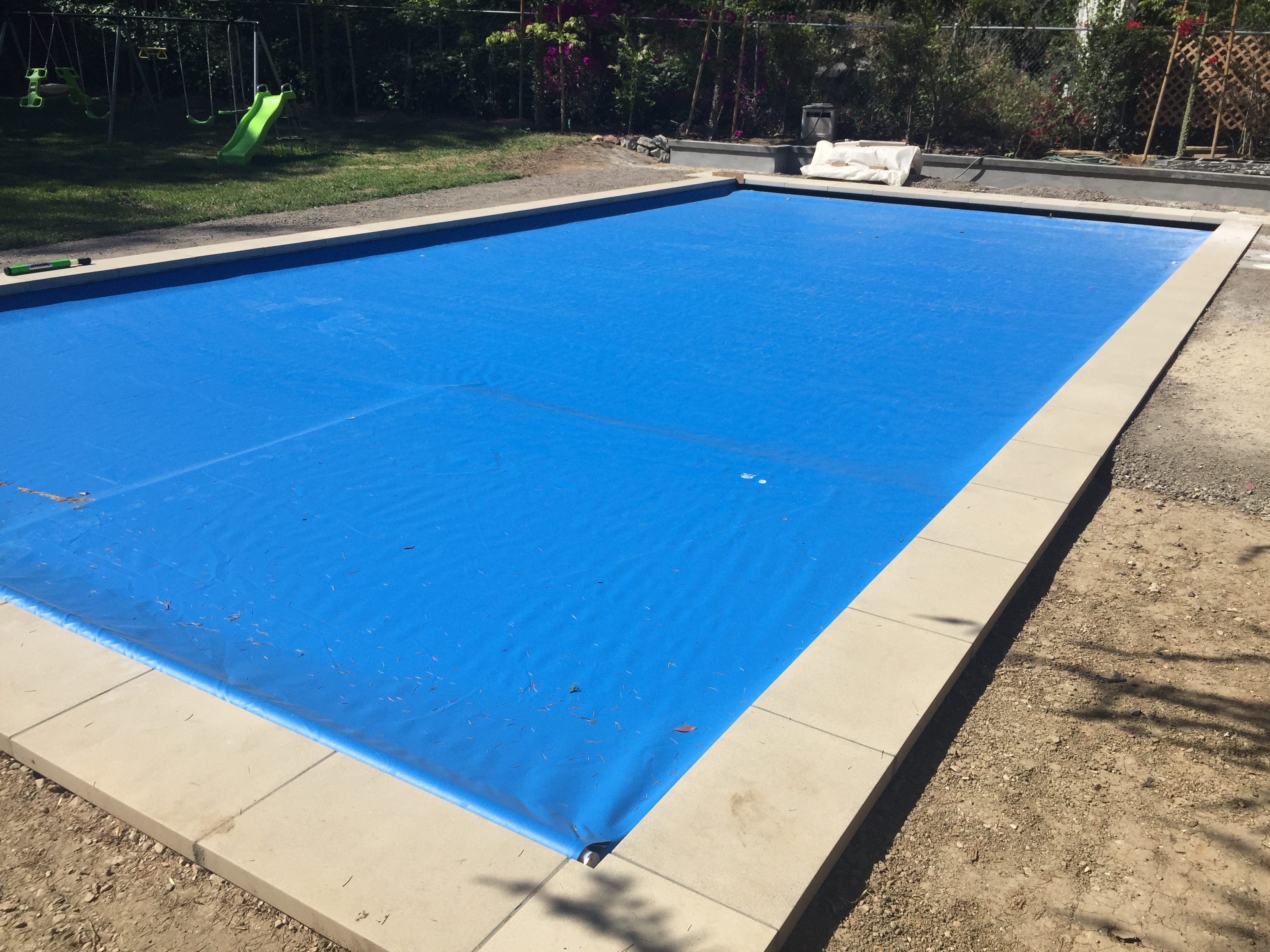 Full Pool Cover