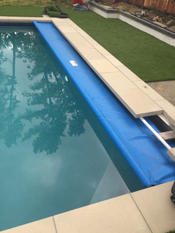 Automatic Retractable Pool Cover