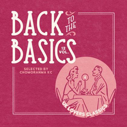 CHOMORANMA SOUND 【 BACK TO THE BASICS VOL.12 -UK LOVERS CLASSICS- 】