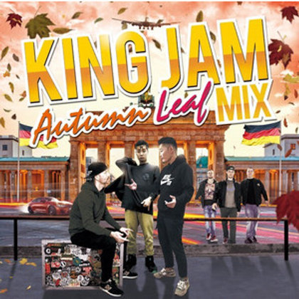 KING JAM【 KING JAM AUTUMN LEAF MIX 】