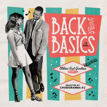 CHOMORANMA SOUND【 BACK TO THE BASICS vol.16 -Oldies But Goodies Part.3- 】