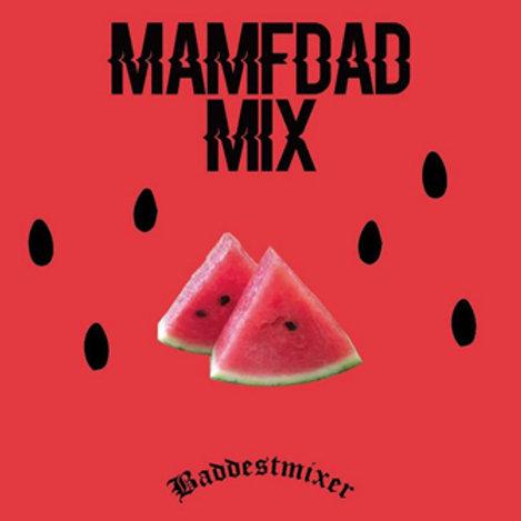 《 ラスト1枚 》Mixed by JACKEY aka Baddest mixer fr.EMPEROR【 MAMFDAD MIX 】