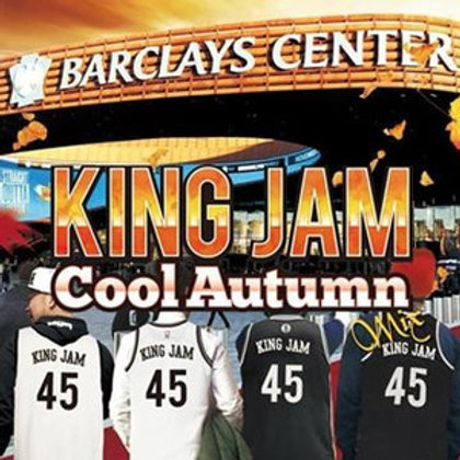 KING JAM 【 Cool Autumn Mix 】( 2015.10.30 )