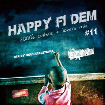 HUMAN CREST 【HAPPY FI DEM #11 -2000's culture & lovers Mix】