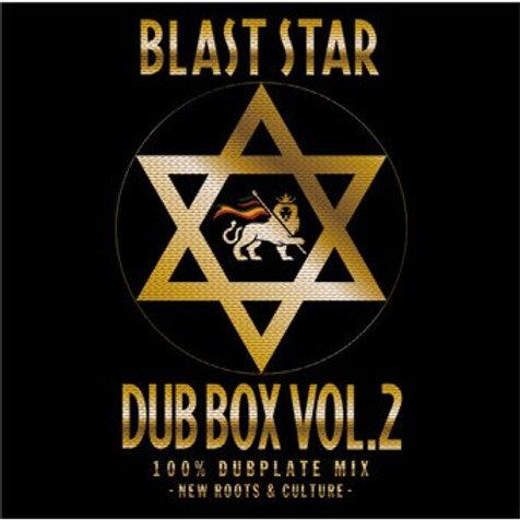 BLAST STAR【 BLAST STAR DUB BOX vol.2 100% DUBPLATE MIX -New Roots & Culture- 】