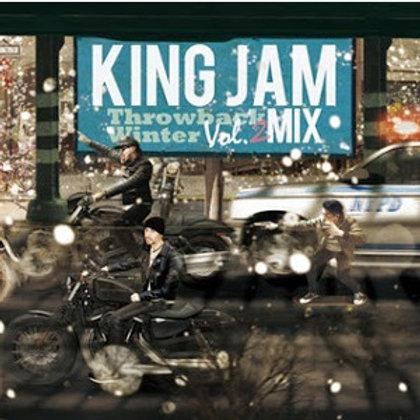 KING JAM 【 THROWBACK WINTER MIX vol.2 】